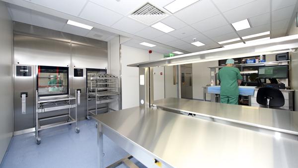 Centrale Sterilisatie Afdeling