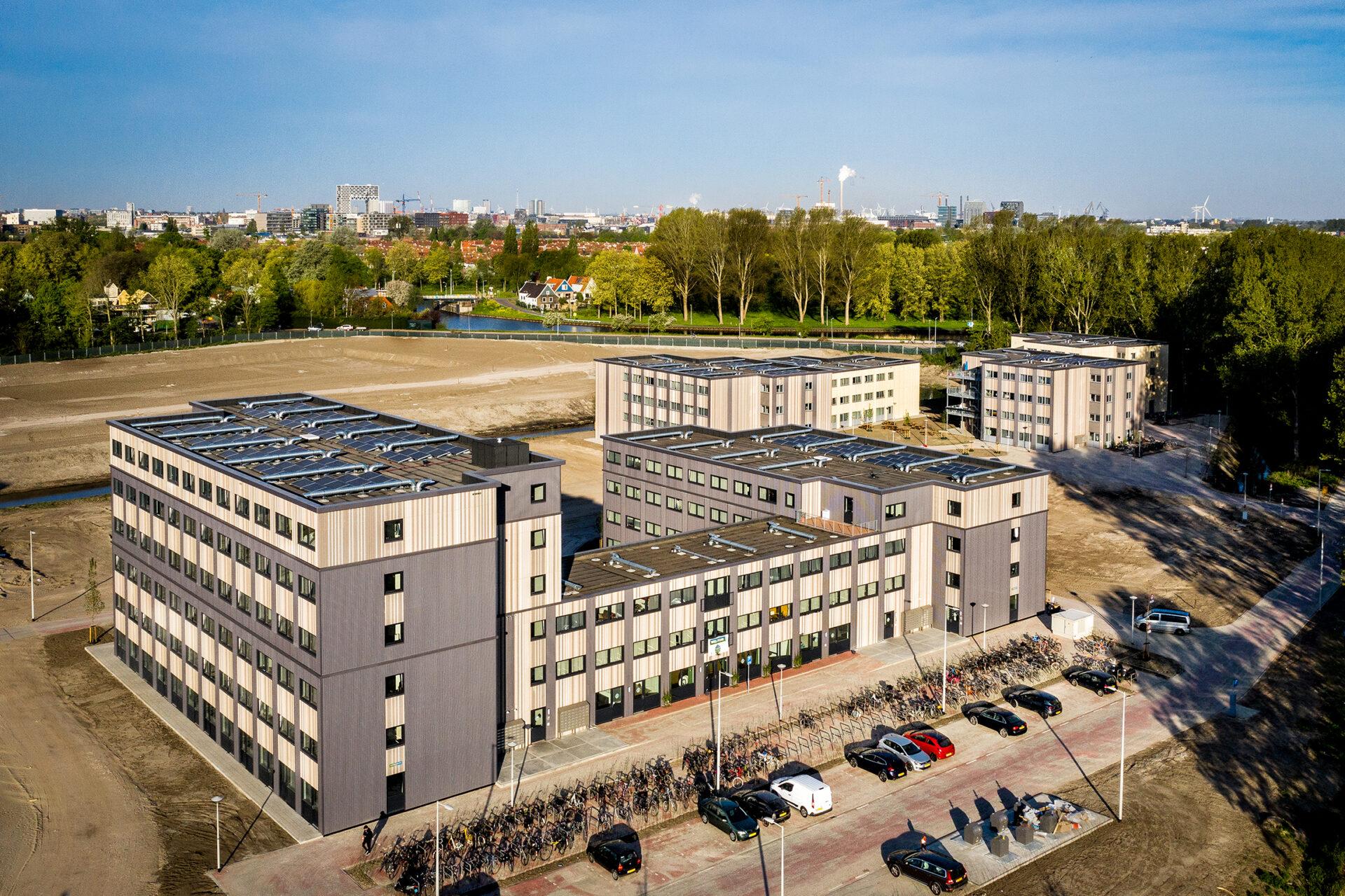 Startblok Elzenhagen: een duurzame community
