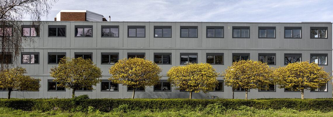 Buitenkant-kantoor