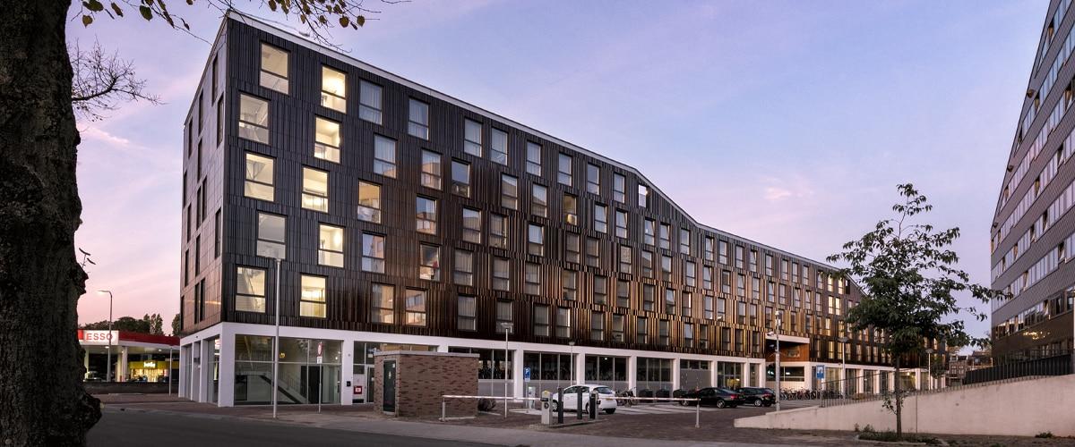 Kerasmus - permanente studentenhuisvesting in Utrecht