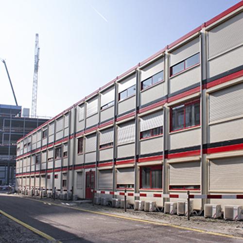 Bouw & Industrie bouwkeet
