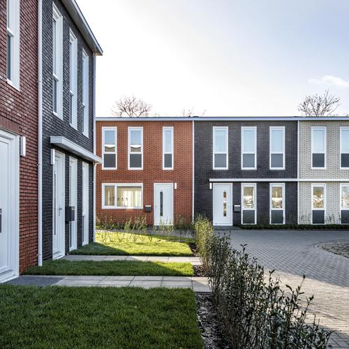Aardbevingsbestendige woningen van Jan Snel