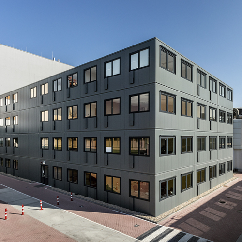 Kantoor bouwen - Jan Snel Bedrijfsleven