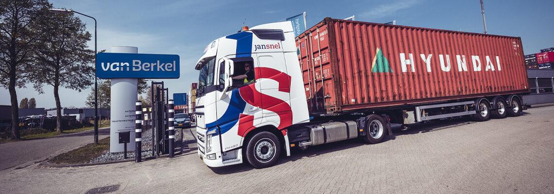 Jan-Snel-Transport