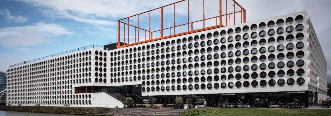 Studentencomplex-Ravel-Amsterdam