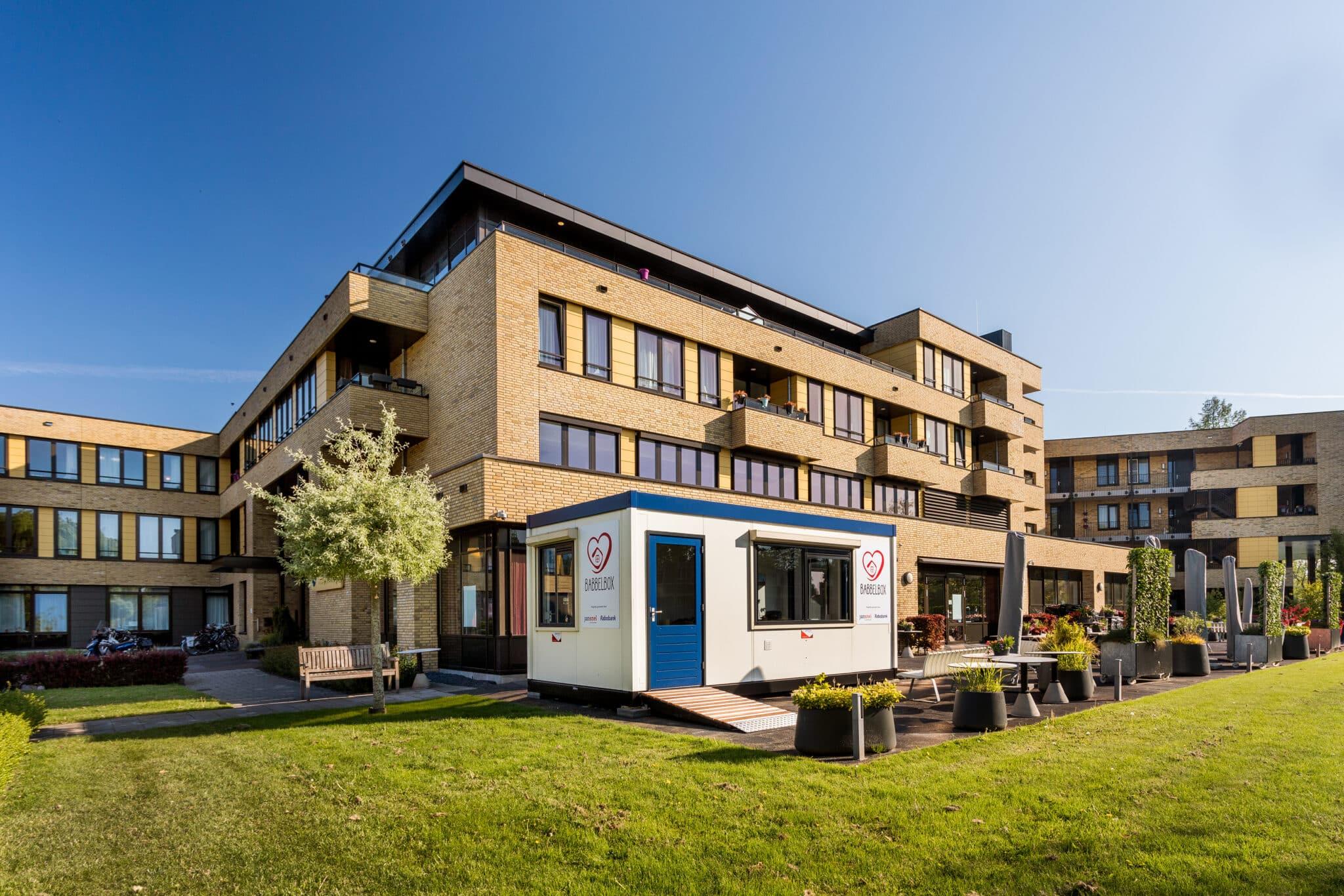 Babbelbox-Zorgcentrum-Vijverhof-Harmelen